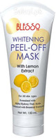 Blesso Whitening Peel-Off Mask With Lemon Extract & Vitamin C
