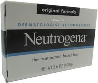 Neutrogena The Transparent Facial Bar (Original Formula) 100 Grams
