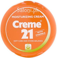 Cream 21 Moisturizing Cream with Vitamin E 250 ML