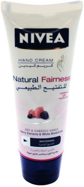 Nivea Natural Fairness Hand Cream 100 ML