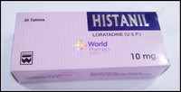 Histanil Tablets 10MG 30 Tablets
