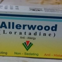 Allerwood Tablets 10MG 10 Tablets