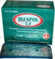 Irzapol CF Tablets 10