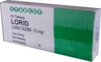Lorid Tablets 10MG 10 Tablets
