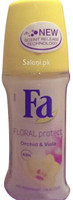 Fa Floral Protect Orchid & Viola Deo Roll-On