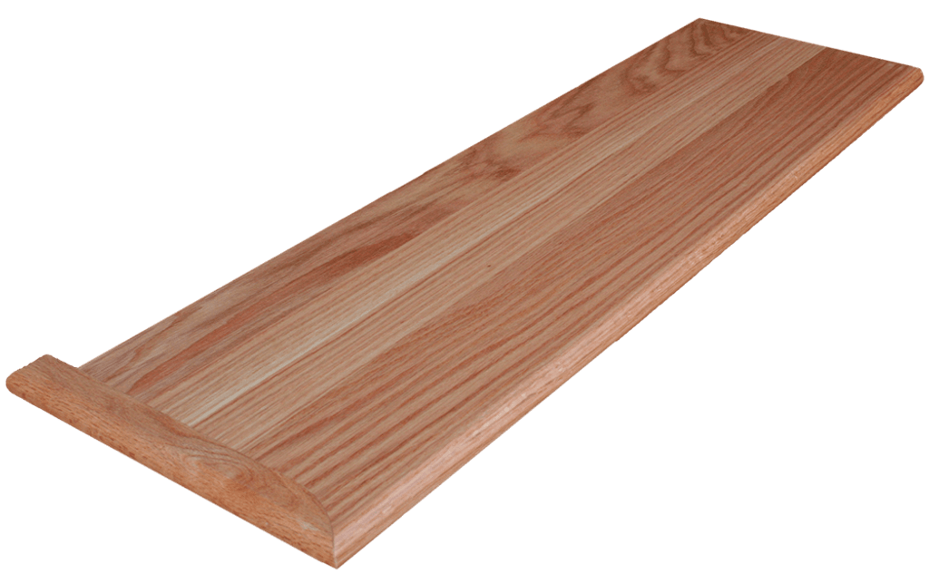 Red Oak Stair Tread
