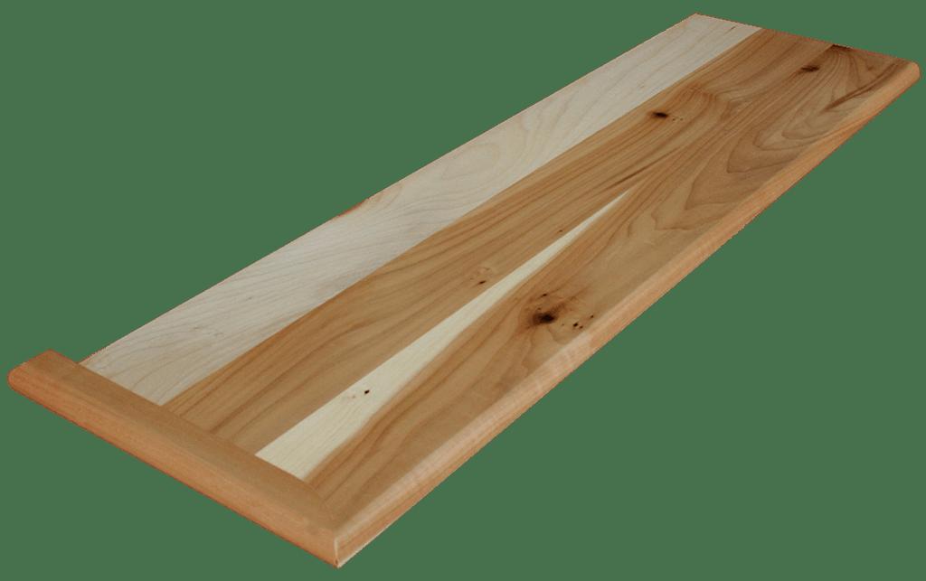 Carpet Grade Poplar Stair Tread