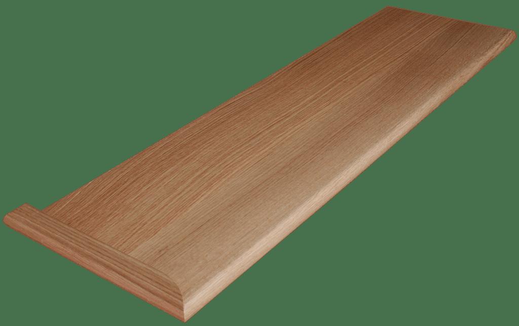 Rift Sawn White Oak Stair Tread