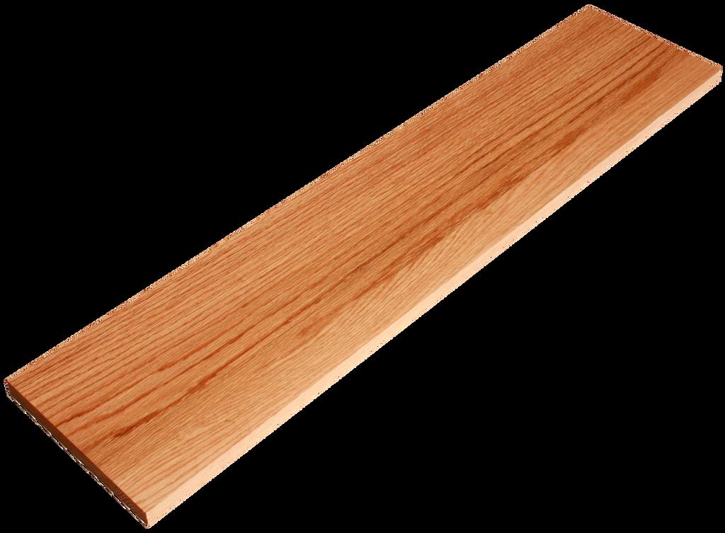 Red Oak Stair Riser