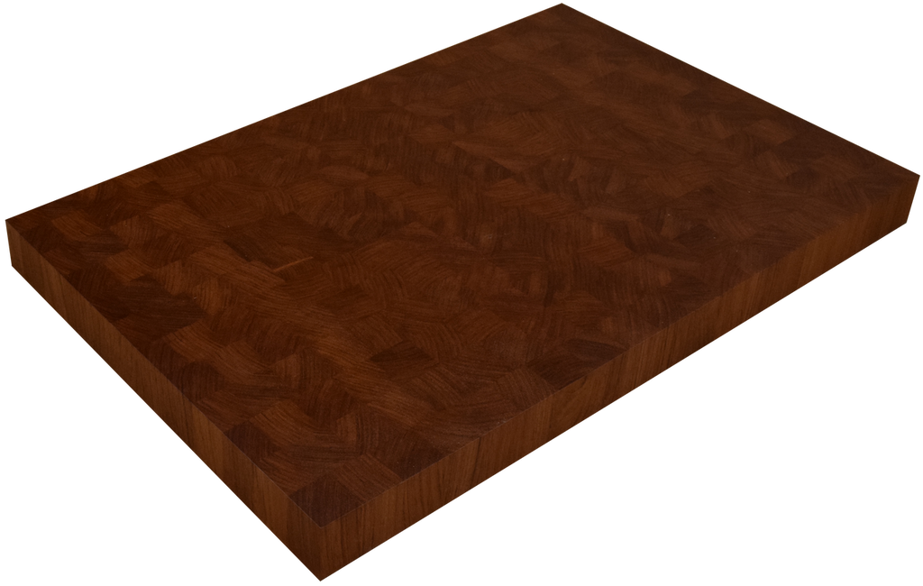 Brazilian Cherry End Grain Butcher Block Countertop