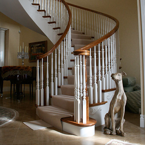 Retro-Fit Stair Treads