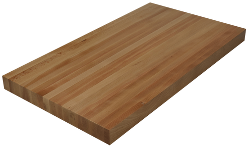 Beech Edge Grain Butcher Block Countertop