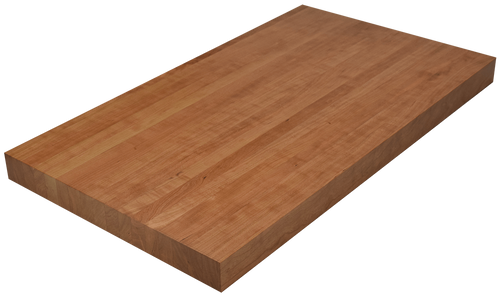 Clear Cherry Edge Grain Butcher Block Countertop