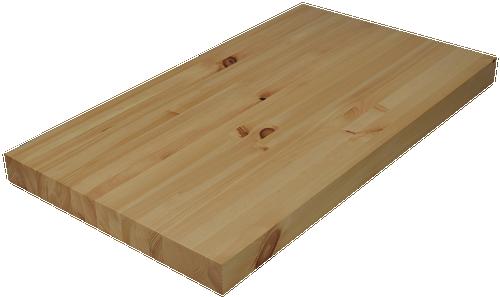knotty pine edge grain butcher block countertop hardwood lumber company. Black Bedroom Furniture Sets. Home Design Ideas