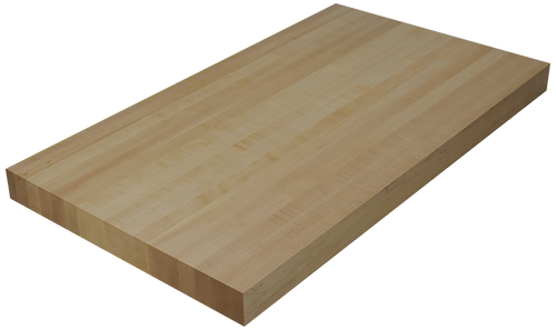 Maple Edge Grain Butcher Block Countertop