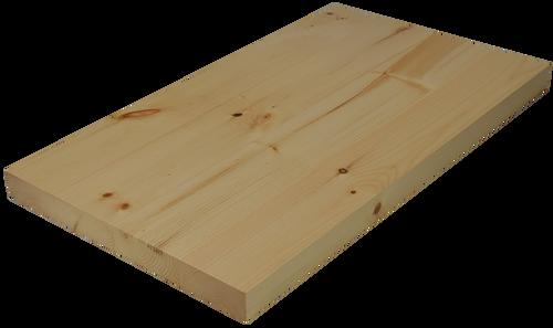 Knotty Pine Wide Plank (Face Grain) Countertop