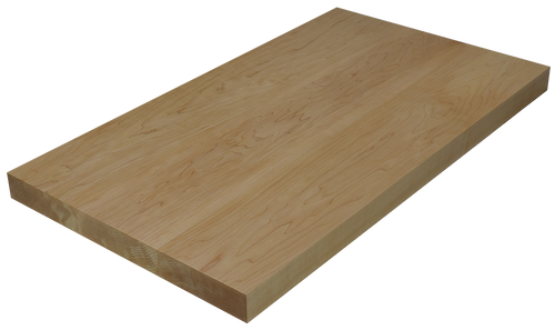 Maple Wide Plank (Face Grain) Countertop