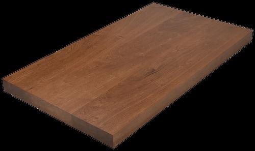 Sapele Wide Plank (Face Grain) Countertop