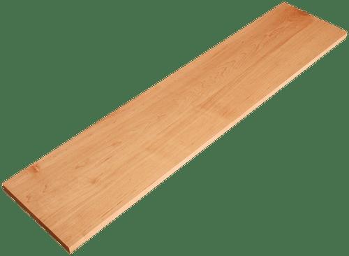 Hard Maple Stair Riser