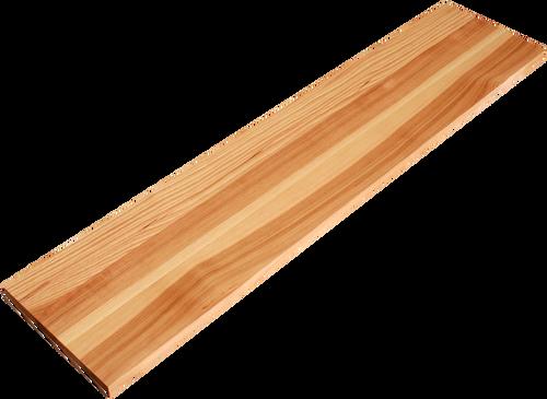 Hickory Stair Riser