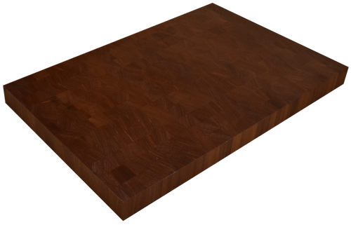 Sapele End Grain Butcher Block Countertop