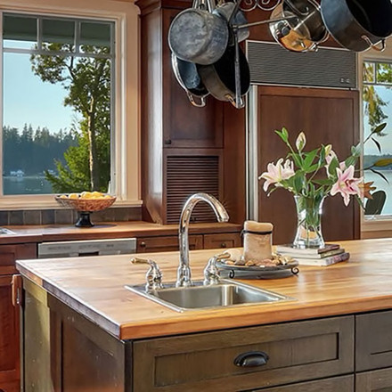 Some of the Reasons Why Butcher Block Countertops and Wood Countertops are Back in Style