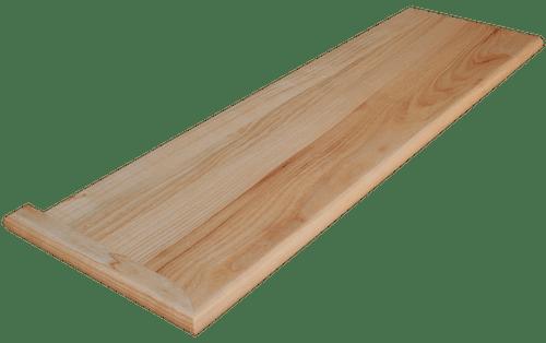 Ash Stair Tread Hardwood Lumber Company