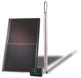 2,600w Fixed 10 Panel Solar Array with Frames, Posts and any SQFlex Solar Pump with Isolation switch
