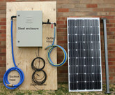 Panther Weekender Solar Water Pumping System 11 Litres per Minute for up to 6 hours per day