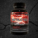 Testruction's™ formula will help optimize your test levels and androgen responsiveness for maximum performance and muscle gain, dramatically increase physical performance, endurance, and libido.