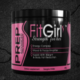 The advanced Pre-Workout for Women/Females from Fit Girl.