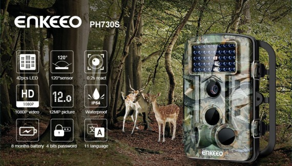 Shop for Trail Cameras up to 60% off | Game Camera, Wildlife Camera, cheap trail camera, game cameras on sale
