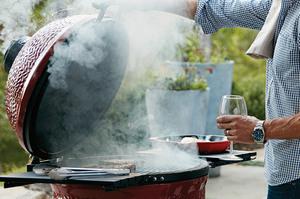 Kamado Grills & BBQ Smokers