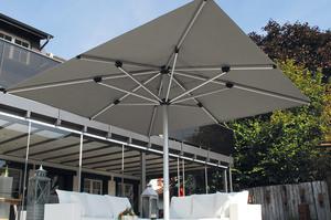 Metal Umbrellas