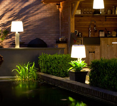 Outdoor Lighting and Accessories