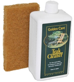 Natural Teak Cleaner