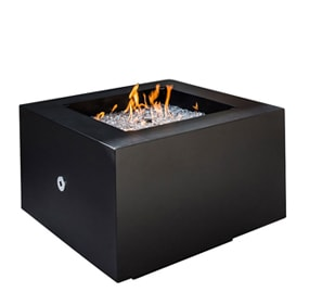 Bentintoshape 31 in. Square Fire Pit