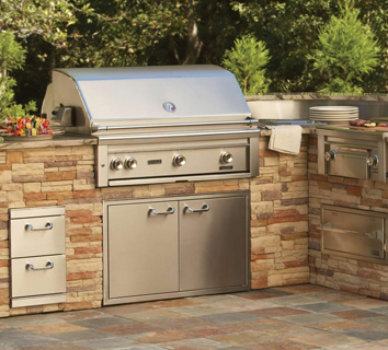 Top Rated Grills & Outdoor Kitchens