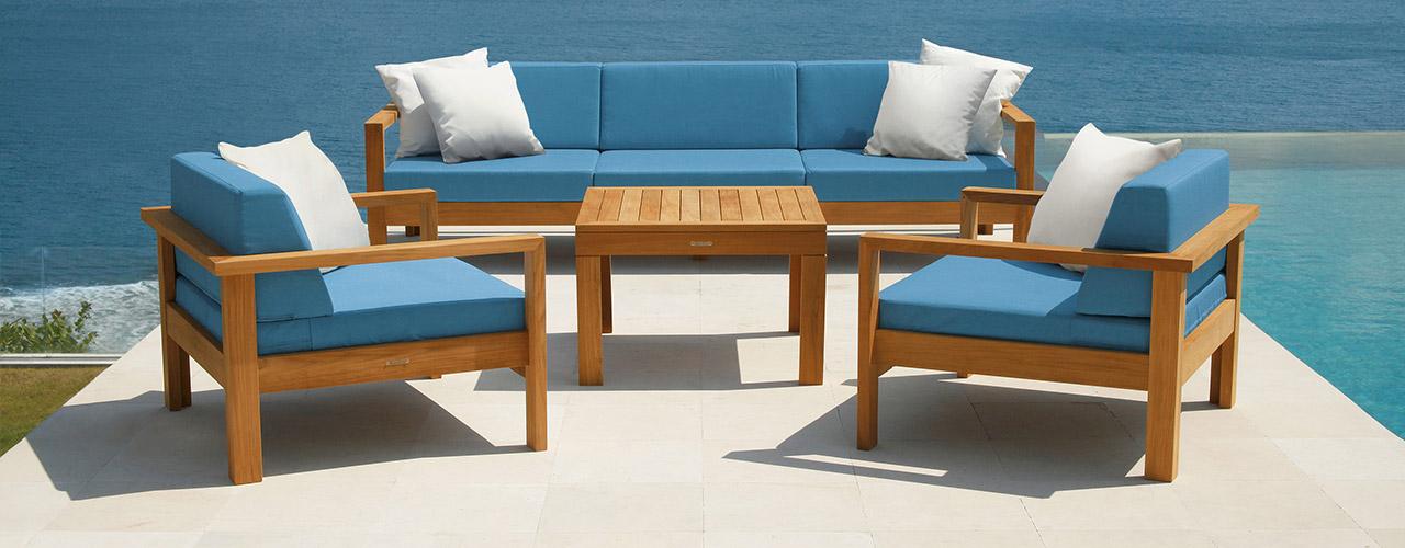 barlow tyrie linear fine luxury teak furniture authenteak