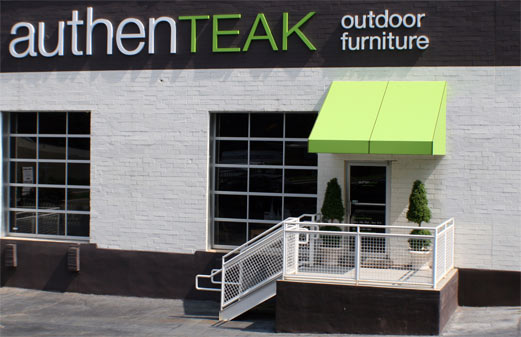 AutheTEAK Atlanta Showroom