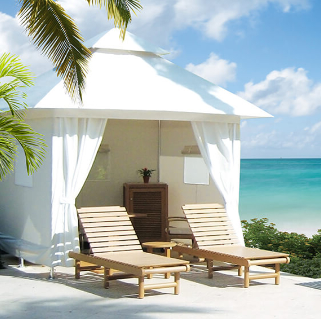 Tuuci Luxury Shade Structures