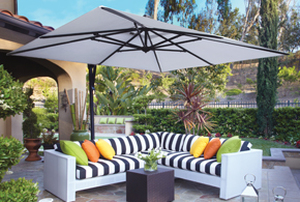 Shop All Patio Umbrellas & Accessories