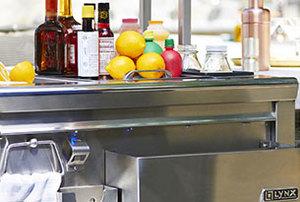 Food Prep & Beverage Centers