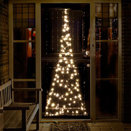 Door Christmas Tree