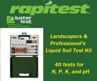 Rapitest / Luster Leaf Deluxe Soil Testing Kit 1662