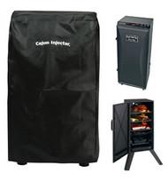 "Cajun Injector 30"" Tall Deluxe Electric Vertical Weatherproof Smoker Cover"