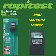 RAPITEST MOISTURE SOIL LAWN FLOWER VEGETABLES TEST METER GARDEN PLANT TESTER
