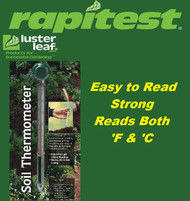 Rapitest / Luster Leaf Soil Thermometer