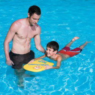 BESTWAY SWIMMING POOL LAKE CHILD LEARNING SWIM AID SWIM SAFE KICK BOARD STEP C