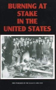 Front cover: Burning at Stake in the United States